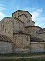 Urueña iglesia Anunciada absides ni.jpg