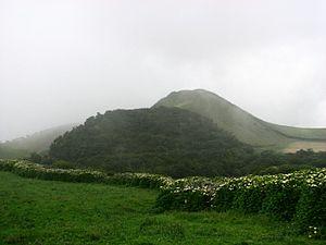Bocas de Fogo - Image: Urzelina 1808 eruptive center