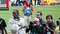 Usain Bolt meeting Areva 2009.jpg