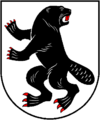 Coat of arms of Užusaliai