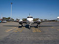 VH-SQH Beechcraft C90 King Air Aviation Australia (7107073189).jpg