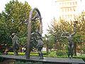VM 5498 Xian - Dongda Lu - sculpture group.jpg