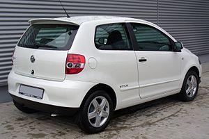 Volkswagen Fox - Pre facelift Volkswagen Fox 1.2 Style