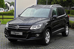Volkswagen Tiguan Used Car