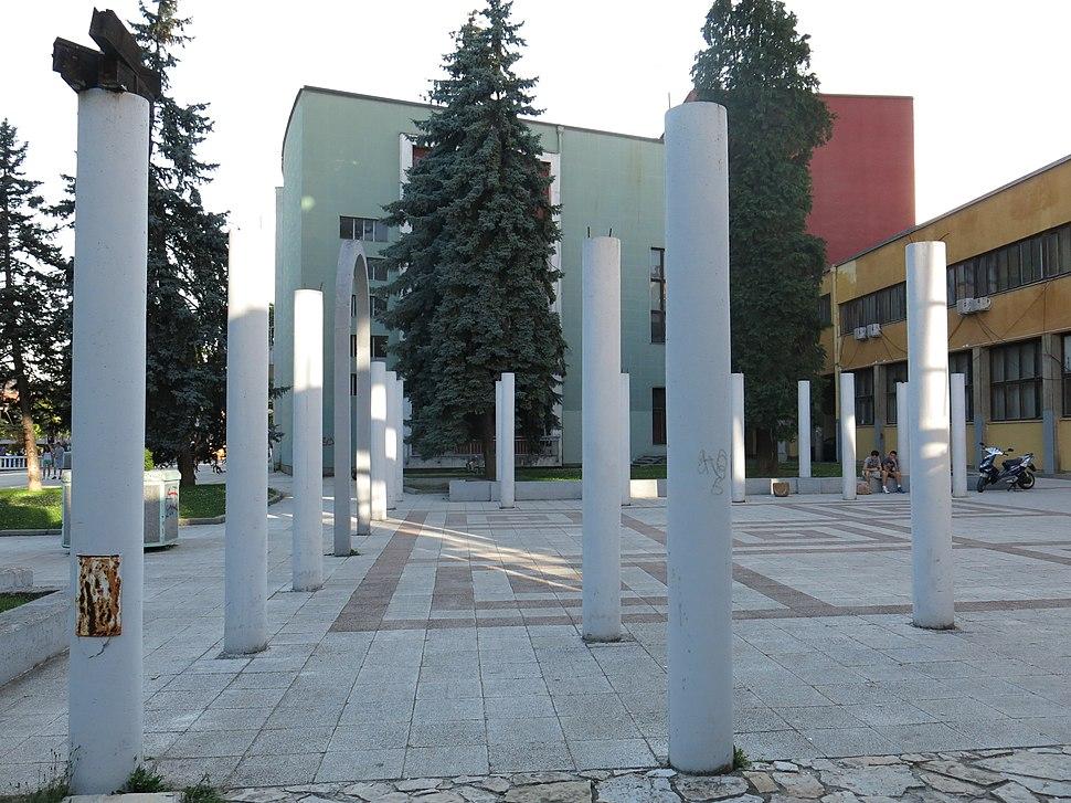 Valjevo, Dom omladine, 02