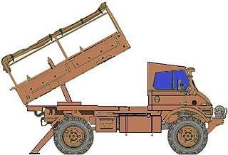 Valkiri Type of Multiple rocket launcher