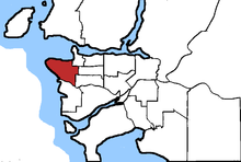 Vancouver Quadra - Wikipedia, the free encyclopedia