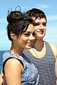 Vanessa Hudgens and Josh Hutcherson (6718753185).jpg
