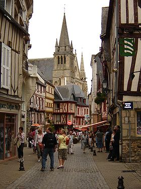 Image illustrative de l'article Cathédrale Saint-Pierre de Vannes