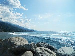 La Guaira - Beach in la Guaira
