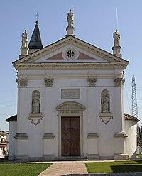 Vecchia chiesa di San Bartolomeo a Fossò.JPG