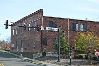 Venable Tobacco Company Warehouse