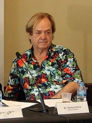 Ventura Pons - Director Ventura Pons in 2016.