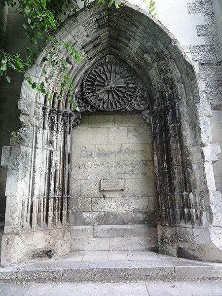 Vestiges de l'Abbaye Notre-Dame de Soissons