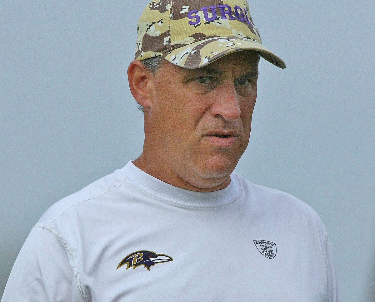 Carolina Panthers Pictures >> Vic Fangio - Wikipedia