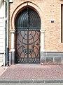 Vichy - Rue de Belgique, villa vénitienne, porte.jpg