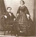 Victor Tertrais et son épouse.png