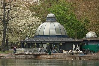 South Hackney - Image: Victoria Park (7257924528)