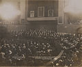 Victoria University convocation, Convocation Hall, University of Toronto (HS85-10-24531).jpg