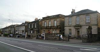 Newington, Edinburgh - Villas on Minto Street, Newington