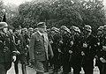 Vidkun Quisling inspiserer soldater. (8616617246).jpg