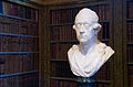 Vienna - Baroque Bookshelves library and bust detail - 6538.jpg