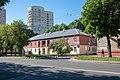 Viery Charužaj street (Minsk, Belarus) — Вуліца Веры Харужай (Мінск, Беларусь) — Улица Веры Хоружей (Минск, Беларусь) - 5.jpg