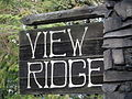 View Ridge Seattle Sign.JPG