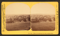 View of Gettysburg from the Artesian well, by Tipton, William H., 1850-1929.png