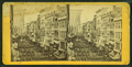 View of a parade down Washington Street, from Robert N. Dennis collection of stereoscopic views 2.png
