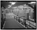 View of second floor of transmitter building no. 102 Missile Warning Operations Center (MWOC) HAER AK-30-A-26.tif