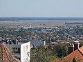 View to Damjanich Street industrial area from Babits estate, 2016 Szekszard.jpg