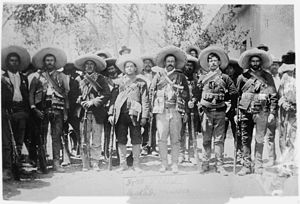 Pancho Villa Mauser