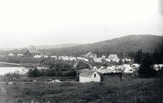 Wemotaci - Weymontachie, 1913