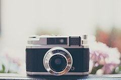 Vintage camera and flowers (Unsplash).jpg