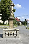 Virgin Mary Statue in Bukovno.jpg