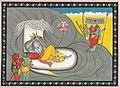 Vishnu killing Madhu-Kaitabh Hh23.jpg
