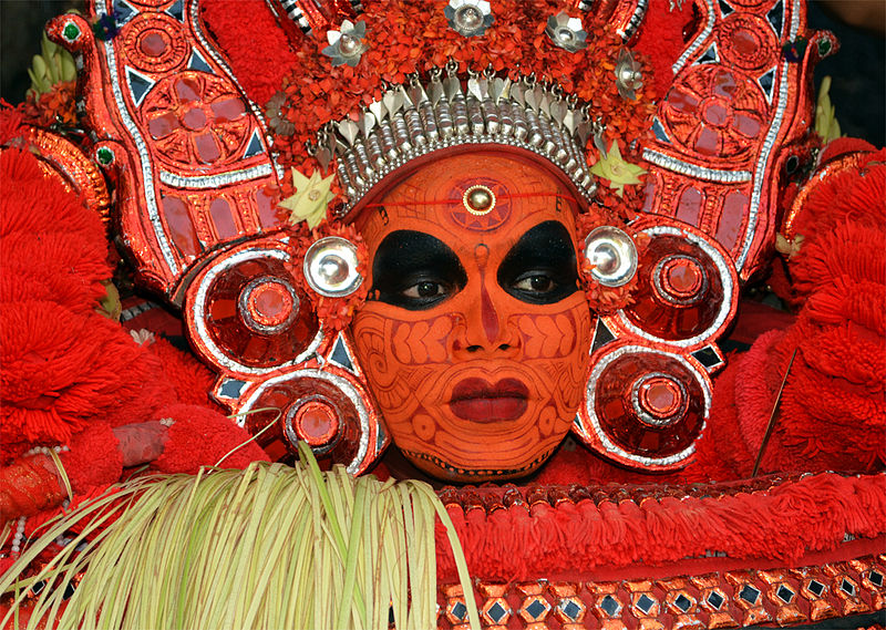 Vishnumoorthy Theyyam - Wikipedia