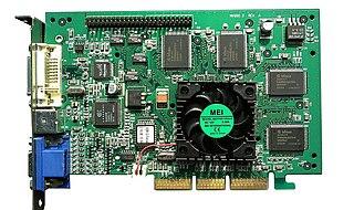 GeForce 256 GPU by Nvidia