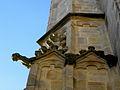 Vitré (35) Église Notre-Dame Façade sud 7ème contrefort 02.JPG