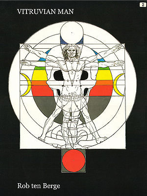 Vitruvian Man (2) Rob ten Berge