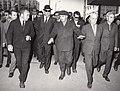 Vizita lui Ceausescu in judetele din Moldova afectate de inundatii mai 1970 - 1.jpg