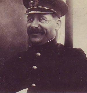 Soviet naval explorer