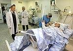 Vladimir Putin and Vladimir Shamanov in hospital.jpeg