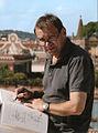 Volker Bartsch studio Rome 2008.jpg