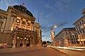 Volkstheater Wien bei Nacht 01.jpg