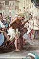 Volterrano, fasti medicei 07 Cosimo II riceve i vincitori dell'impresa di Bona, 1637-46, 05.JPG