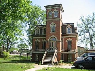 Sandwich, Illinois - Von KleinSmid Mansion