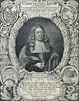 Christian Lorentz von Adlershelm