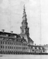 Vor Frelsers Kirke Koebenhavn 1758 (Laurids de Thurah).png